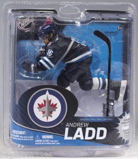McFarlane Series 31 Figure Andrew Ladd Winnipeg Jets Variant Blue