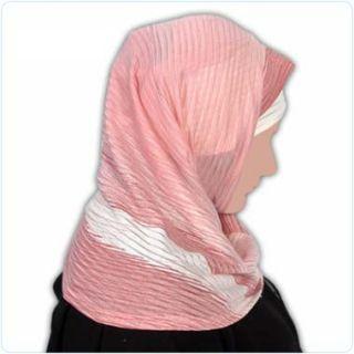 Amira Hijab 2 Pcs Veil Scarf Abaya Jilbab Shawl Amirah