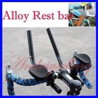 Mountain Bike Bicycle Alloy Triathlon Rest Handle Bar