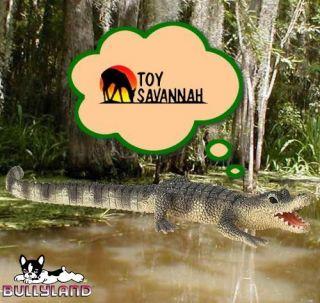 Bullyland Wild Life Alligator Baby Amphibians 63613 New