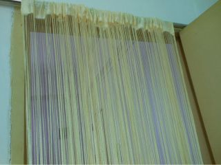 8Colors Fringe Door Window Panel Room Divider Hanging String Curtain