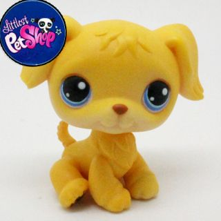 Pet Shop LPS Dog Animal Figures Collection Figure Toy 2181