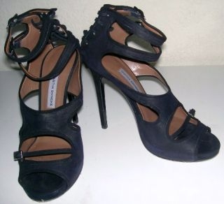 Jennifer Aniston Black High Heel Shoes Just Go with It