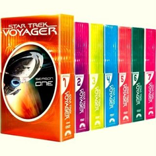 VOYAGER Complete Series DVD Box Set ALL Seasons 1 7 BRAND NEW SEALED