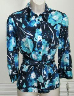 Jones New York Womens Long Sleeve Shirt New Discount