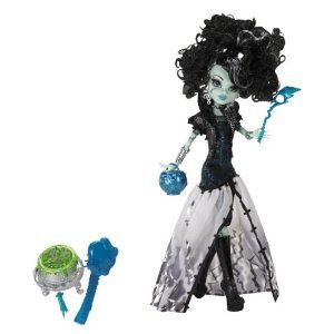 Monster High Ghouls Rule Frankie Stein Doll Daughter of Frankenstein