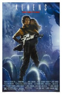 Sigourney Weaver James Cameron Paul Reiser Signed x9 Aliens Movie