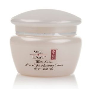 Wei East 0.70 oz White Lotus Moonlight Recovery Cream NEW SEALED