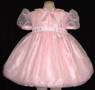 Adult Sissy Baby Dress Venice Organdy by Annemarie