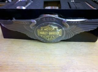 110th Anniversary Harley Davidson limited edition trailer hitch cover