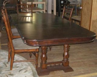 Thomasville Furniture Hemingway Anselmo Dining Table Free Ship
