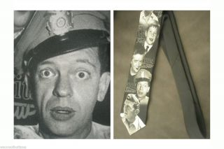 ANDY GRIFFITH SHOW MAYBERRY BARNEY FIFE GOOBER RON HOWARD OPIE FABRIC