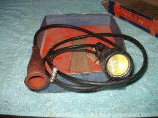 Vintage Atlas Timing Light Auto Car Diagnostic Tool Automotive Test