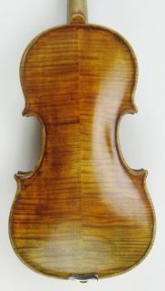 Fine 4 4 Master Violin Labeled Antonio Stradivarius 1714 Obligato
