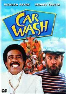 CAR WASH Richard Pryor, George Carlin DVD New