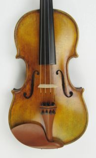 Violin Labeled Antonio Stradivarius 1714 Obligato Strings
