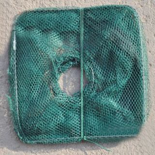 Fish Pot Crawdad Lobster Shrimp Fishing Eel Bait Trap Cast Net