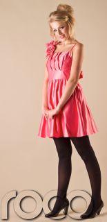 Wedding Bridesmaid Dress Women Rose Pink Age 6 7 8 9 10 11 12 13 14