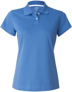 Adidas Golf Ladies ClimaLite Pique Polo Shirt A85