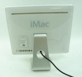 Apple computer white iMac G5 17 inch 2006 model #A1195 Power Supply no