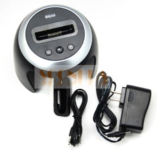 Surround Sound Portable Speaker for iPhone 4 3G iPod
