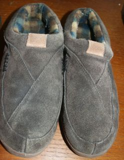 Mens Slippers Size 11M Apres by LAMO Gently Used Heavy Duty