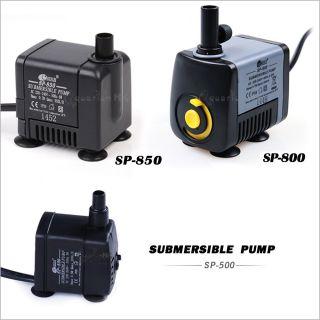 Resun 220/240V Submersible Aquarium Mini Pump (220 / 250 / 350)L/H SP