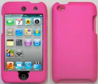 Pink Apple iPod Touch iTouch 4th Gen 4 4G Phone Cover Hard Case Skin
