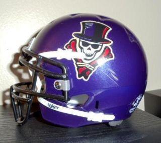 New Orleans VooDoo Arena Football League Mini Football Helmet