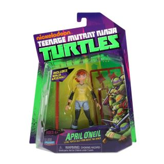 New April ONeil Teenage Mutant Ninja Turtles TMNT Nickelodeon Action
