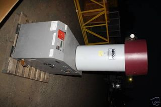Areco Gas Fired Boiler KC1000 GWB Nice Working Unit