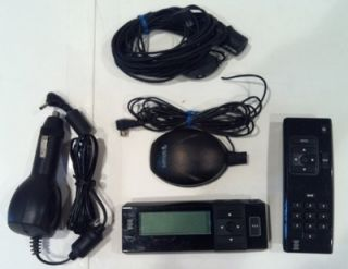 SIRIUS XM Satellite Radio Model R101 with Remote ControlXM/Sirius