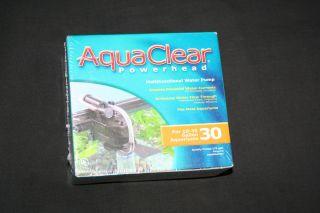 30 Powerhead Water Pump for 10 30 Gallon Aquariums Reef Filter