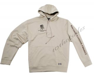 59 Under Armour Wounded Warrior Project Mens Hoody