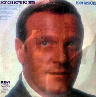 Eddy Arnold Record Album SEALED Songs I Love to Sing