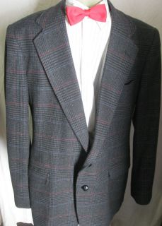 44L Arnold Palmer Tweed Jacket Matt Smith Dr Who Eleventh Doctor Suit