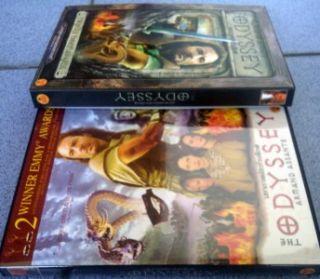 The Odyssey Homer Armand Assante Isabella Rossellini Vanessa Williams