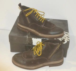 Area Forte Size 40 Mens Savage Brown Boots AR6856
