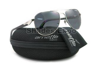 438d898290 ... New Arnette Sunglasses An 3061 Black One Time 507 81  Arnette AN4125 07  ...
