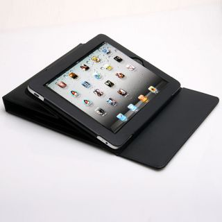 Folding Leather Case Bluetooth Keyboard for Apple iPad 3 2