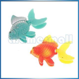 superstore 5pcs vivid plastic artificial fish ornament decor for fish