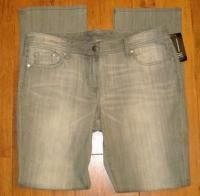 Inc Ash Grey Pants Jeans New Tags Hot Boot Cut