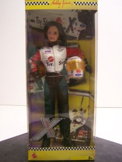 ASHLEY FORCE NHRA A FUEL DRAGSTER CASTROL MAC TOOLS MATTEL DOLL