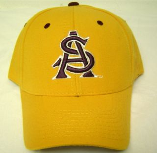 Zephyr Arizona State Sun Devils NCAA Fitted Cap Hat