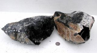 11 lbs Glass Butte Oregon Purple Sheen Obsidian Rainbow Knapping Cabs