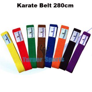 Karate Belts Judo Tae Kwon do Martial Arts Belt 280cm