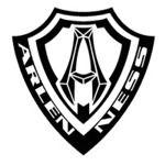 ARLEN NESS GLOSS BLACK DIRECT BOLT ON FAIRING FOR 2006+ FXD MODELS #06