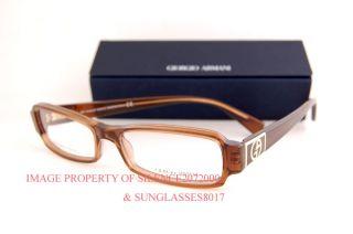 k7m brown an original giorgio armani trademark case included size mm