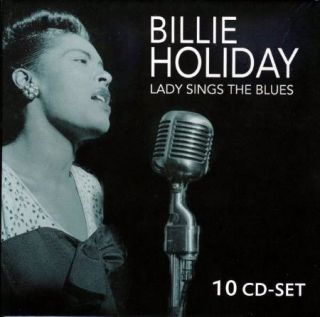 The best songs of Billie Holiday on 10 CDs Mit Tony Scott, Skitch