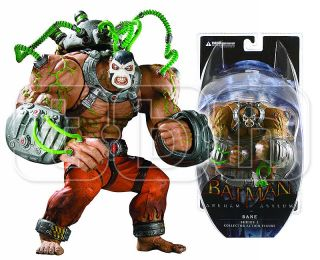 BANE figure BATMAN ARKHAM ASYLUM dark knight DC DIRECT series 2
